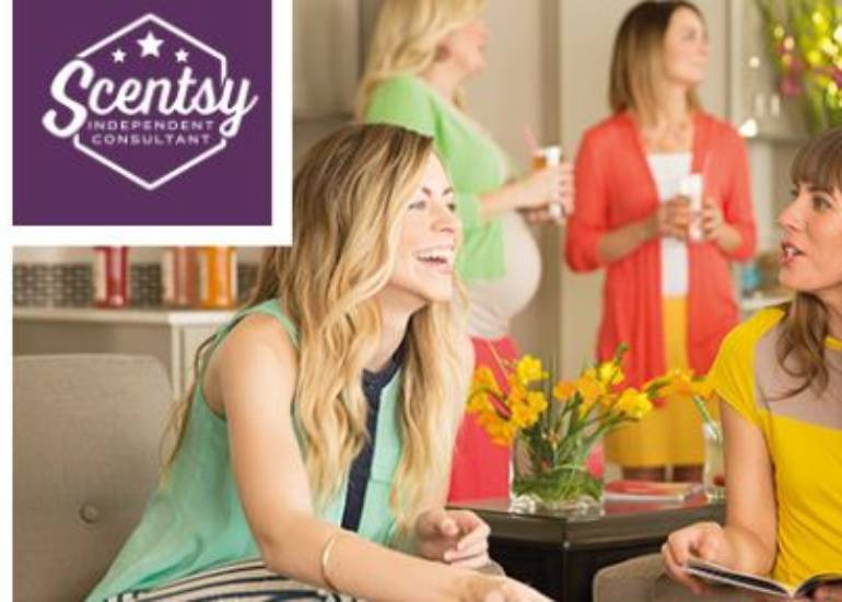Join Scentsy in April and Get HUGE Benefits!